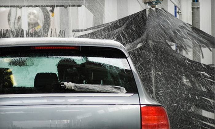 Ultra Auto Wash - Canton: $14 for Three Ultra Car Washes at Ultra Auto Wash in Canton ($29.25 Value)