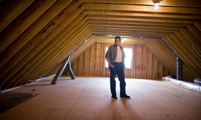 Green Attic Insulation Inc. - Cragin: $75 for Attic Inspection and Installation of Eco-Friendly Insulation from Green Attic Insulation Inc. (Up to $396 Value)