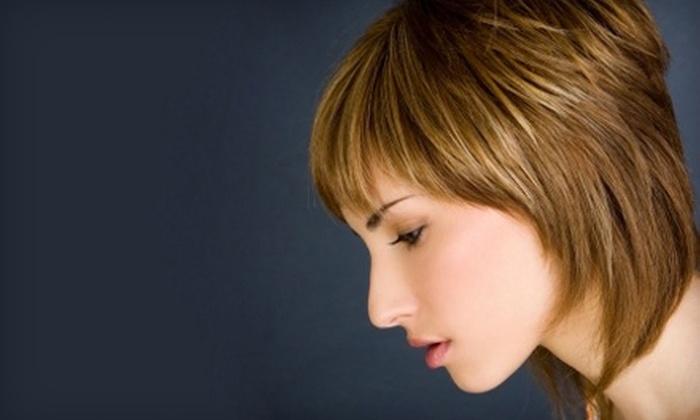 Synergy Salon - Matthews: Men's or Women's Hair Services at Synergy Salon in Matthews