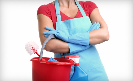 One 2-Hour House Cleaning Session (a $120 value) - On-Site Cleaning in