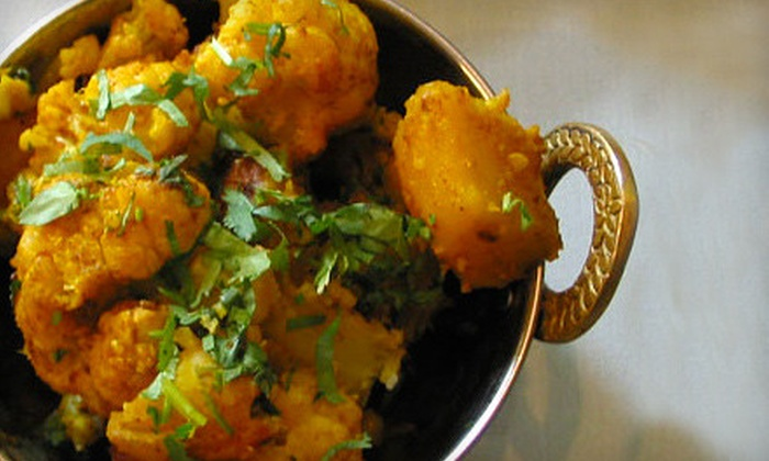 Qazi's Indian Curry House & Mediterranean Cuisine - Fremont: $11 for $25 Worth of Dinner Fare at Qazis Indian Curry House & Mediterranean Cuisine