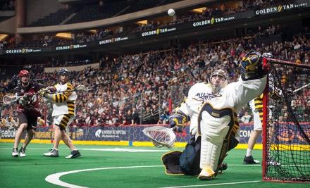 Minnesota Swarm vs. Edmonton Rush on Fri., Feb. 10 at 7:30PM: Colony Seating - Minnesota Swarm in St. Paul