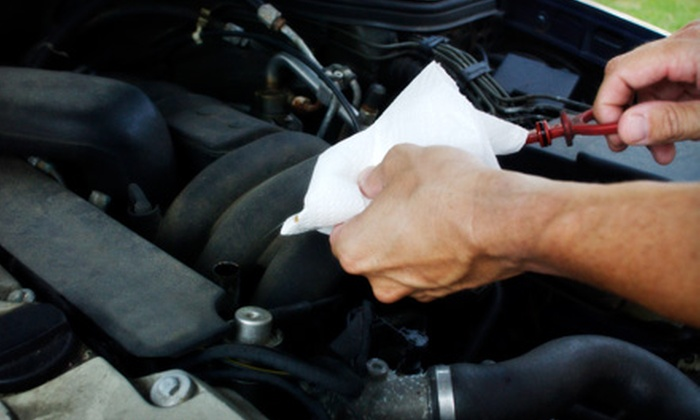 AutoStream Car Care Center - Multiple Locations: Two Oil Changes and One Tire Rotation at AutoStream Car Care Center (a $79.85 Value). Four Locations Available.