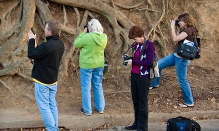 Your Photo Safari - Jackson Park: $89 for a Hands-On Digital-Photography Class and One Hour of Guided Practice from Your Photo Safari ($189 Value)