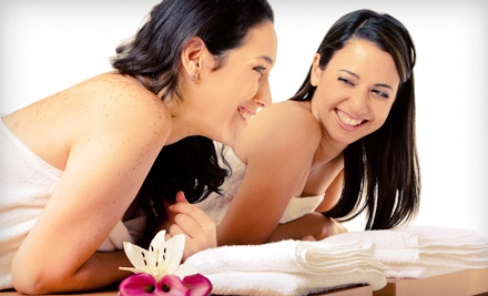 Spa Day for 2 People (a $274 value) - DayDream Oasis Salon & Spa in Lee's Summit