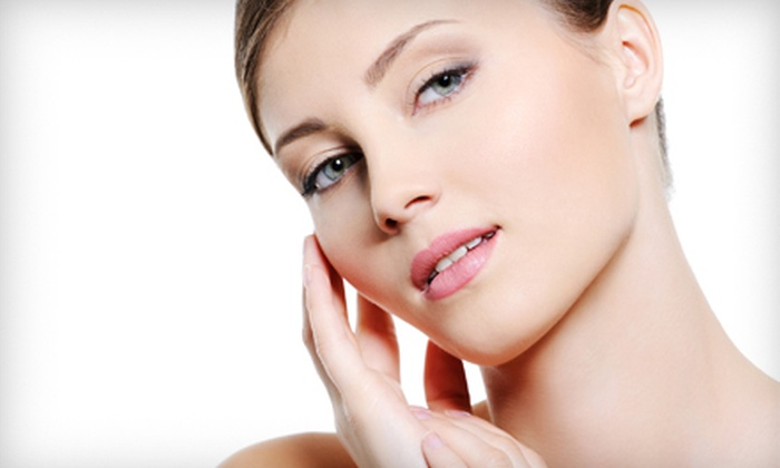 Charm Ville Day Spa - Bloomingdale: Facial or Microdermabrasion Treatment with Eyebrow Shaping at Charm Ville Day Spa in Valrico