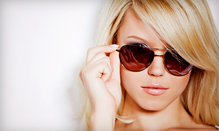 On the Ocean Salon - Galt Mile: Haircare Package at On the Ocean Salon (Up to 60% Off). Three Options Available.