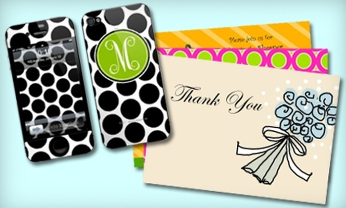 PaperSassy - Kernersville: $10 for $20 Worth of Customizable Stationery and Gifts at PaperSassy in Kernersville