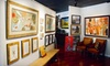 Boulevard Fine Art - Clarendon Hills: Custom Framing at Boulevard Fine Art in Clarendon Hills (Up to 59% Off). Two Options Available.