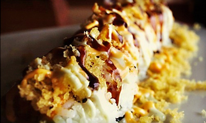 Yakuza - Chesterfield: $15 for $30 Worth of Sushi, Sashimi, and Bento Boxes at Yakuza