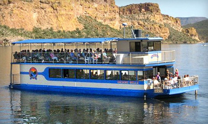 Desert Belle Cruises - Goldfield Ranch: 90-Minute Nature Cruise for Two or Four from Desert Belle Cruises in Mesa (Up to 54% Off)