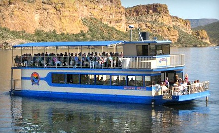 2 Adult Tickets - Desert Belle Cruises in Mesa