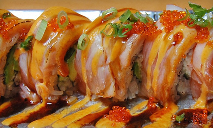 Sapoten Sushi Bar - Outer Richmond: Sushi and Japanese Fare at Sapoten Sushi Bar (Half Off). Two Options Available.