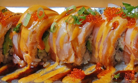 $30 Groupon - Sapoten Sushi Bar in San Francisco