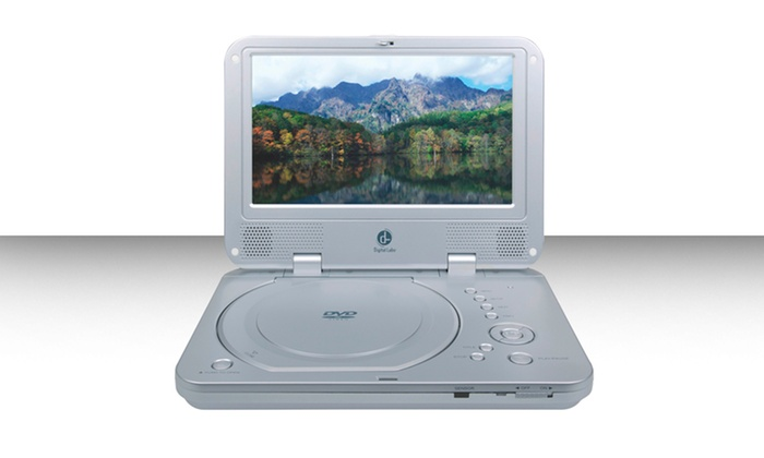 Digital Labs Portable DVD Player: Digital Labs Portable DVD Player (DL840PD). Free Returns.