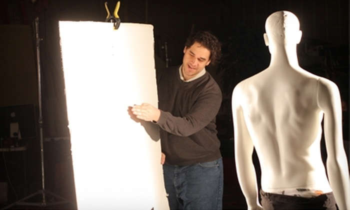 Dark Sun Studios - Ogden: $60 for Video and Photography Lighting Class at Dark Sun Studios ($120 Value)