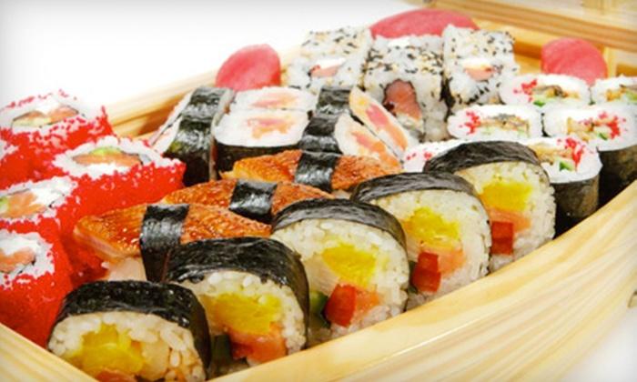 Cheero's Sports & Sushi Grill - Ridgemoor: $15 for $30 Worth of Japanese American Fusion Fare at Cheero's Sports & Sushi Grill