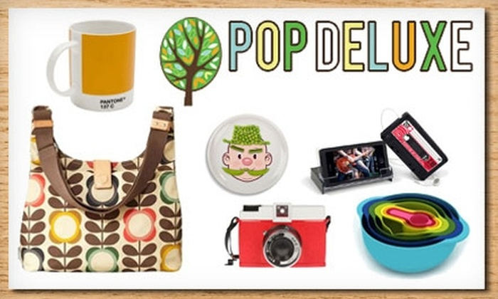 Pop Deluxe - Downtown Madison: $15 for $30 Worth of Gifts and Other Merchandise at Pop Deluxe