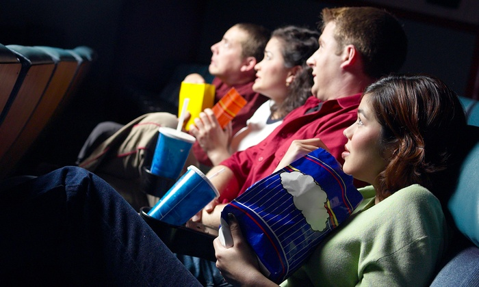Cinema Village - Cinema Village: Admission, Popcorn, and Soda for One, Two, or Four at Cinema Village (Up to 45% Off)