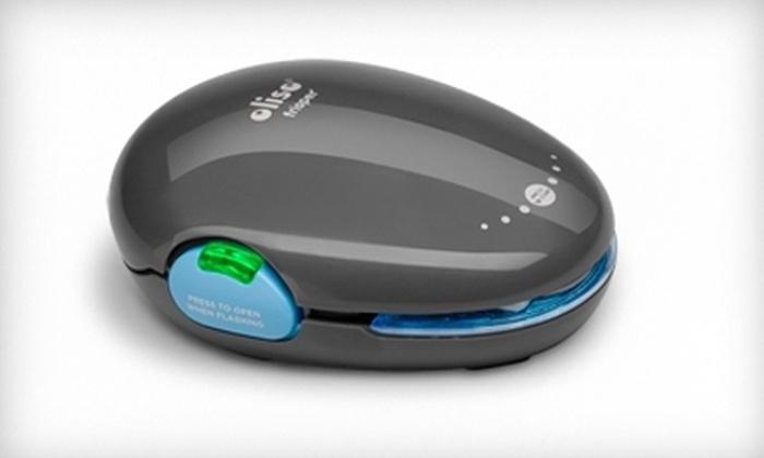Oliso: $29 for a Frisper Vacuum-Sealer Starter Kit from Oliso ($69.99 Value)