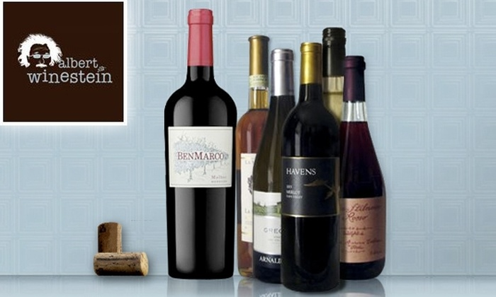 Albert Winestein - Hyde Park: $70 for Private Tasting and Registry with Albert Winestein