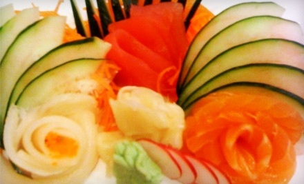 $25 Groupon to Bendoya Sushibar - Bendoya Sushibar in Louisville
