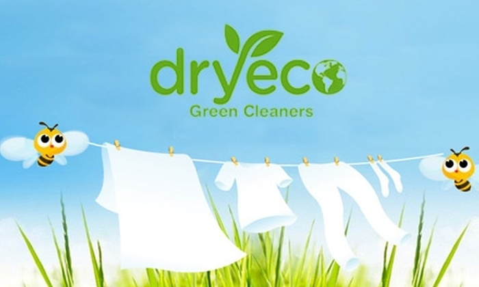 Dryeco Green Cleaners - Golden Shores Ocean Blvd Estates: $20 for $50 Worth of Eco-Friendly Services at Dryeco Green Cleaners