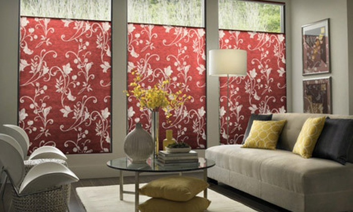 Blinds by DB - Regina: $115 for $250 Toward Custom-Graphic Blinds from Blinds by DB