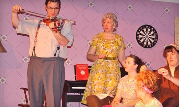 Pickerington Community Theatre - Columbus: $12 for Two Tickets to One Pickerington Community Theatre Show