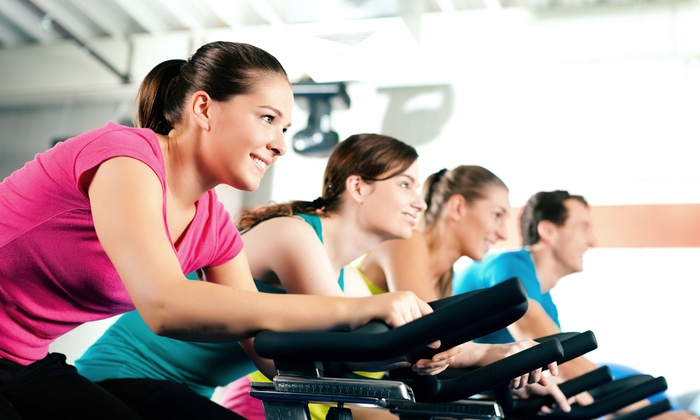 StudioFit LA - Pico Rivera: 5 or 10 Spinning Classes at StudioFit (Up to 57% Off)