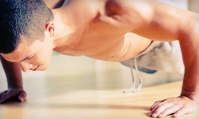 Church of Iron - Allisonville: 6, 12, or 24 Group CrossFit Workouts with 3 Introductory CrossFit Classes at Church of Iron (Up to 91% Off)