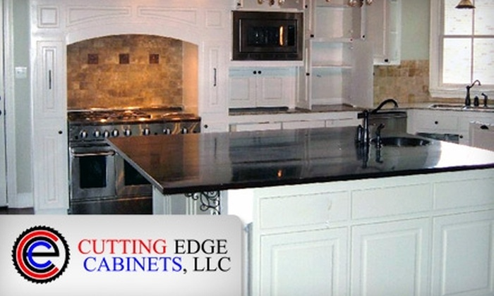 Cutting Edge Cabinets - Baton Rouge: $50 for $100 Worth of Goods and Services at Cutting Edge Cabinets