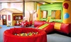 The Playroom - Sherman Oaks: $18 for a Five-Admission Play Card ($45 Value) Plus $50 Toward a Private Party at The Playroom in Sherman Oaks