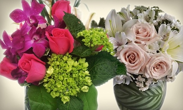 Piccolo's Florist and Gifts - Multiple Locations: $25 for $50 Worth of Fresh Flowers at Piccolo's Florist and Gifts