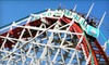 Belmont Park - Mission Beach: $12 for a One-Day Unlimited-Ride Pass at Belmont Park (Up to $26.95 Value)