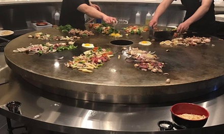 Two or Four Mongolian Grill Lunch or Dinner Specials and Drinks at Khagan (Up to 50% Off)