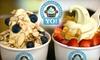 Yo! Frozen Yogurt Lounge - Fort Worth: $10 for $20 Worth of Self-Serve Frozen Yogurt at Yo! Frozen Yogurt Lounge