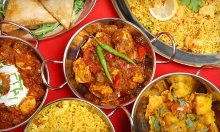 Masala Jack's - Multiple Locations: $15 for $30 Worth of Indian Dinner Fare at Masala Jack's (or $10 for $20 Worth of Lunch Fare)