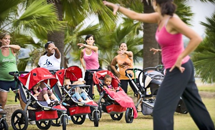 1-Month Membership - Stroller Strides  in Boise