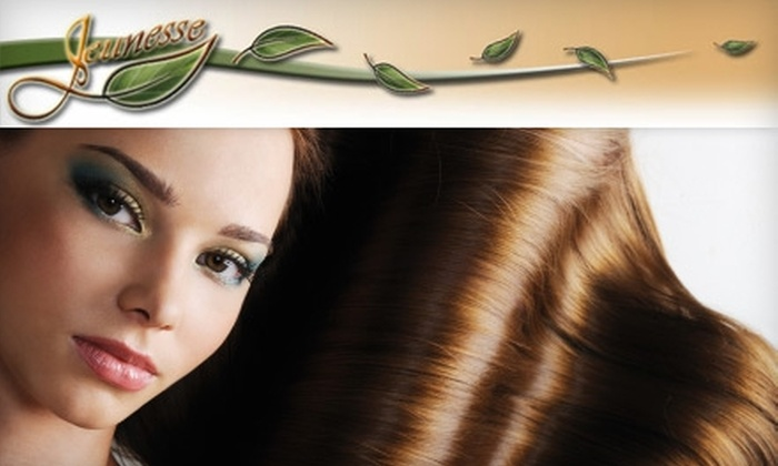 Hair Extraordinaire - Northgate: $99 for Brazilian Blowout Treatment from Hair Extraordinaire Plus 15% Off Brazilian Blowout Products at Jeunesse Salon & Spa Suites
