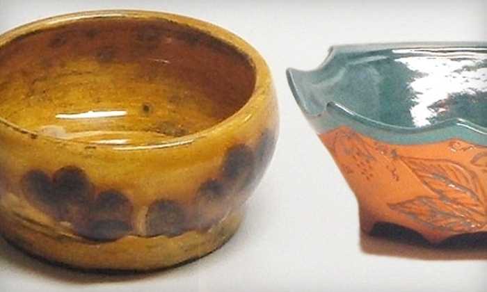 Lambda Pottery - Foxwood: $45 for a Hands-On Pottery Wheel Throwing Demonstration for Two at Lambda Pottery in Humble ($90 Value)
