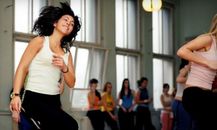 Asheville Ballet - Asheville: 5 or 10 Dance, Zumba, and Pilates Classes at Asheville Ballet (Up to 74% Off)