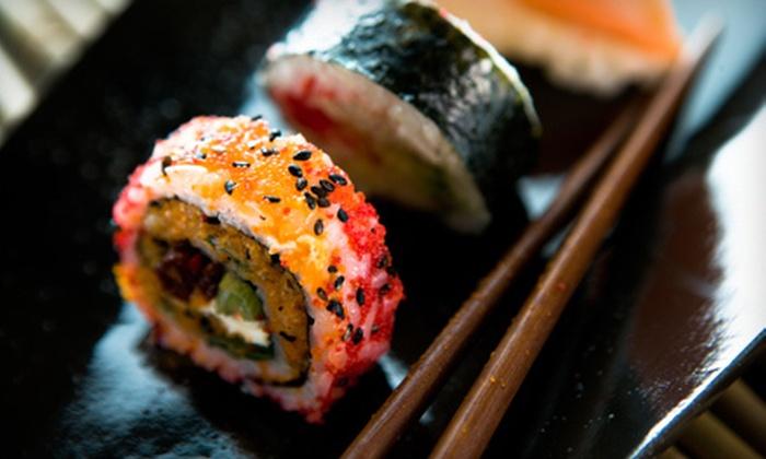 Tokyo Japanese Steakhouse & Sushi Bar - Lehi: Japanese Fare at Tokyo Japanese Steakhouse & Sushi Bar in Lehi (Half Off). Two Options Available.