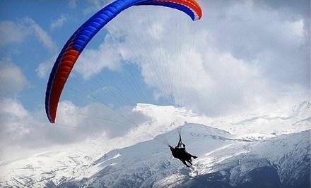 FlyBC Paragliding - FlyBC Paragliding in Harrison Mills