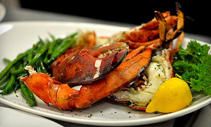 Stella Restaurant - North Potomac: $25 for $50 Worth of Seafood, Steak, and Wine at Stella Restaurant in Rockville