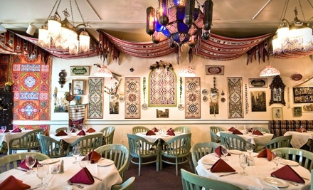 $40 Groupon to Layalina Restaurant - Layalina Restaurant in Arlington