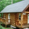 Rustic Cabins in Secluded Woodlands