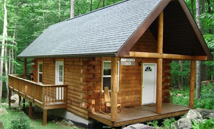 2-Night Stay for Up to Four - Mountain Creek Cabins in Bruceton Mills