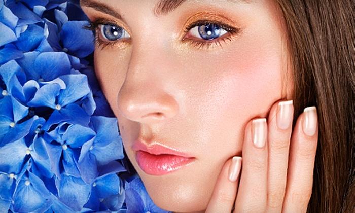 Kaaya Salon and Spa - Oakbrook Terrace: Spa-Day Package, Mani-Pedi, or Facial at Kaaya Salon and Spa (Up to 54% Off)