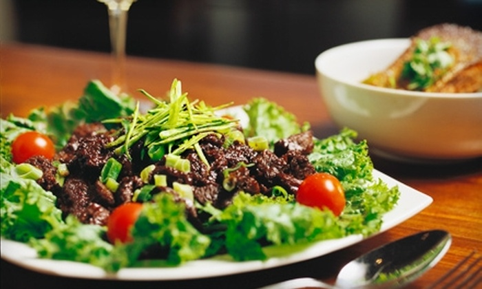 The Elephant Walk - Multiple Locations: $20 for $40 Worth of Cambodian and French Cuisine at The Elephant Walk. Choose from Three Locations.